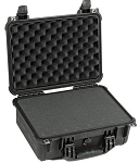 Pelican 1450 Multipurpose Black Carrying case with Foam