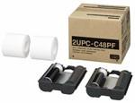 2UPCC48TS - 4x8 Tear & Share Print Pack for UPCX1 & UPCR10L