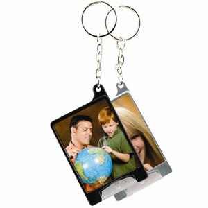Photo Flashlight Keychains