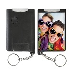 Item #982 - Photo Flashlight Keychain Insert Size: 2 x 2-7/8