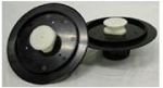 Paper Roll End Caps for DS-RX1 printer 23207940S