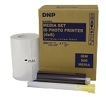 IDW500 Photo Printer Media - 4 x 6 - 350 prints