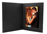 Black Vertical 5x7 Pro Photo Mount