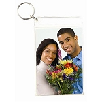 Item # 976 - 1 3/4 x 2 3/4  Slip-in Key Tag