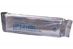 UPT-210BL Black & White, Blue Thermal Ultrasound Rolls