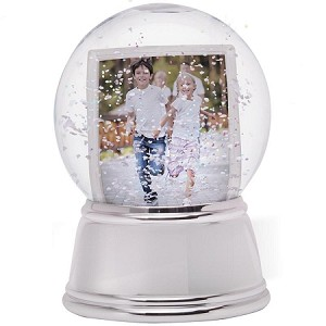 #2749- Sphere Snow Globe