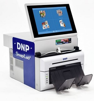 DNP DP-SL620A All-In-One SNAPLAB+ Printing System SL620A - RS Premium Special