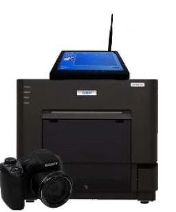 DNP IDW500 Passport ID Photo Solution System