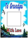 C105 - To Grandpa With Love - pack of 10
