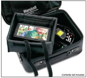 Marshall Electronics Camera-Top Monitor Carrying Case Model M-SC7