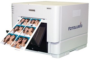 DNP DS-RX1 Compact Digital Photo Printer RX1HS
