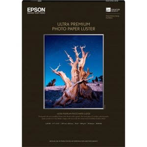 "Epson Photo Paper Luster - A3 - 11.70"" x 16.50"" S041406"