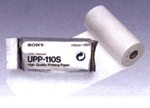 UPP-110S/4 Normal density thermal print paper