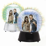 #2796 - Light Up Photo Snow Globe