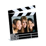 Item #2875 - Clapboard Frame - 7x5