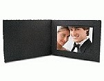 Black Horizontal 6x8 Pro Photo Mount, pack of 100