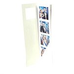 2 x 8  - 4 Photo Strip Mount