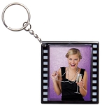 Item # 868 - Film Strip Keychain