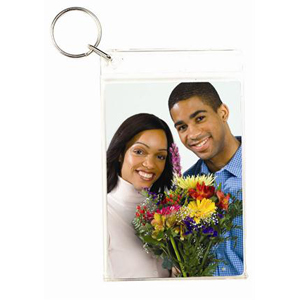 Item # 962 - 2 1/2  x 3 1/2 Slip-in Key Tag