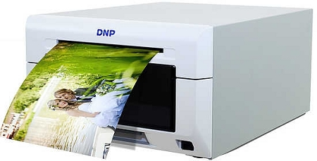 Dye Sublimation Photo Printer Rental Unit