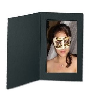 Black-Tie Folder Frame 5x7 - Case of 200