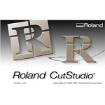 Roland CutStudio Software for Windows