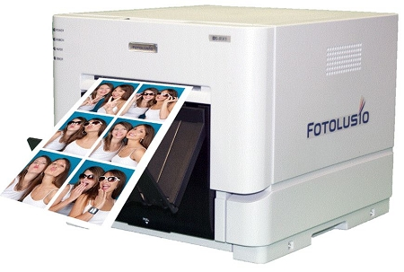 4x6 / 6x8 Digital Printer rental unit