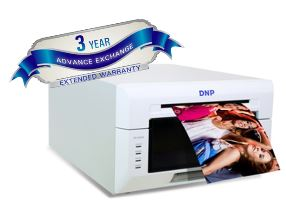 DNP DS620A Dye-Sublimation Photo Printer