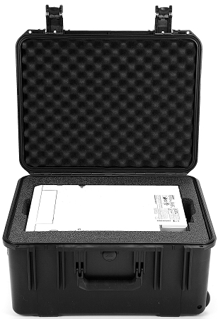 SKB Shipping and carrying case for DS40, DS80, DS620A and CPD70DW