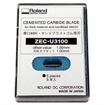 ZEC-U3100 - 60*/1.00 Offset Blade, 5 ea. - Thick Materials