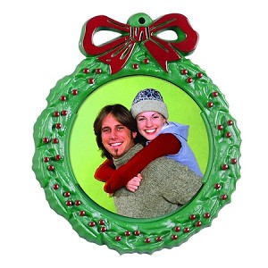 Item # 2075G - Photo Wreath