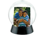 #2721- Sphere Snow Globe
