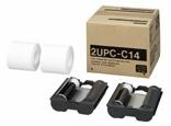 Sony 2UPC-C14 - 4x6 SnapLab Color Print Pack 2UPCC14