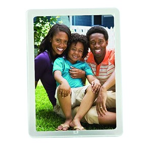 9890C - Translucent Photo Magnet/Frame