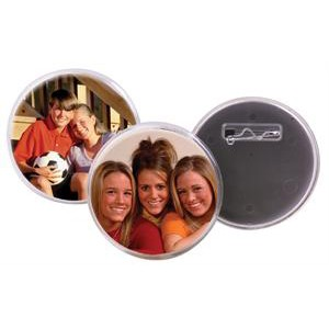 Item # 999A - 2 1/4 Snapin Button