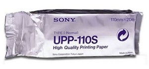 UPP-110S Normal density thermal print paper